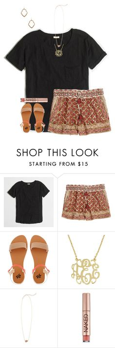 """Summer time sadness"" by ava-lindsey ❤ liked on Polyvore featuring J.Crew, Calypso St. Barth, 2b bebe, Kendra Scott, Urban Decay and Sole Society"