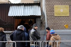 Russia is expecting to see a plummet in thenumber of foreign workers from Central Asian countries. WhenRussia's economy recovered after the 1997 financial crisis (booming on the back of high oil prices), millions of foreign workers moved therein search of employment. The migrants arelargely from the former Asian republics of the Soviet Union. Over half are estimated to be there illegally. People waiting to receive their exit visas in front of the Embassy of Tajikistan said that the new…
