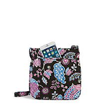 Petite Double Zip Hipster Crossbody in Alpine Floral Vera Bradley, Hipster, Zip, Floral, Hipsters, Flowers, Hipster Outfits, Flower