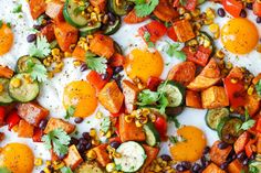 Recipe: Sheet Pan Sweet Potatoes and Black Bean Hash — Recipes from The Kitchn