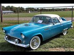 1956 Ford T-Bird.......ahhhhh why do you get me every time????