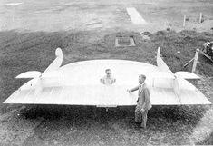 Arup S-1 (C.L. Snyder) 1933