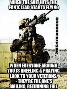 God bless those who serve our country. Oorah Baby! ~ RADICAL Rational Americans Defending Individual Choice And Liberty