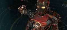 Take an Exclusive Look Inside Iron Man's Suit from Marvel's 'Avengers: Age of Ultron' | The Creators Project