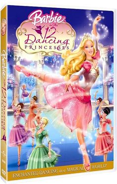 Barbie in the 12 Dancing Princesses - #5 on www.mommybearmedia.com