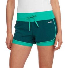 cbfbc8978dc Avia Women s Performance Running Shorts with Built-In Compression Shorts