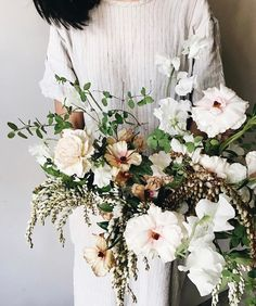 6 Simple and Creative Tips Can Change Your Life: Boho Wedding Flowers Rustic wedding flowers bouquet anemones. Hydrangea Bouquet Wedding, Spring Wedding Flowers, White Wedding Bouquets, Bride Bouquets, Bridal Flowers, Floral Wedding, Ranunculus Bouquet, Floral Bouquets, Boho Wedding