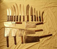 butcher knife (not vintage)