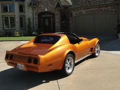 Dirty Friday with Kevins restored 74 Stingray (21 HQ Photos)