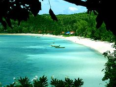 The island of Koh Phangan, known for its Full Moon beach parties, white sand, and crystal water. We'll spend a decent amount of time here.