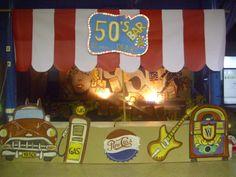 Decoración años 50