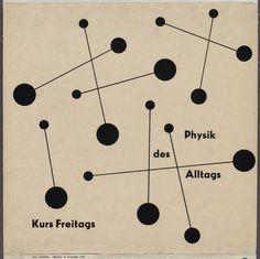 MoMA | The Collection | Otl Aicher (also known as Otto Aicher). Physik des Alltags. 1949-51