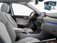 Mercedes Benz B-Class Electric Drive