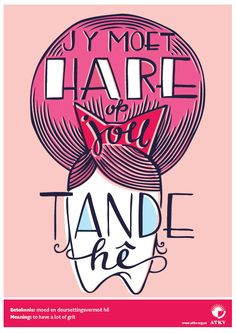 Literal Idioms on Behance - Afrikaans - Welcome My Crafts