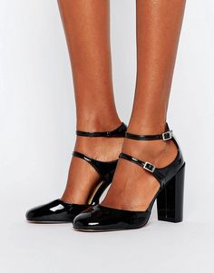 ASOS PIECE OF CAKE High Heels - Black