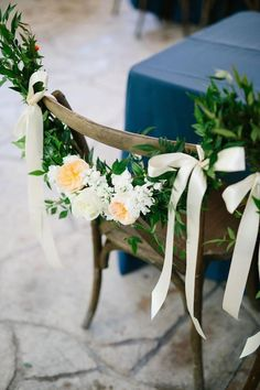 bride and groom chairs, tiger lily, legare waring
