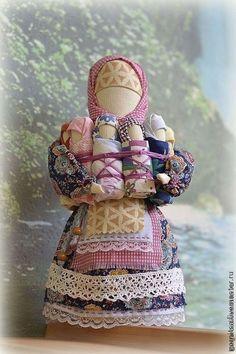 Народные куклы ручной работы. Ярмарка Мастеров - ручная работа Кукла СемьЯ. Handmade.