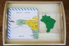 Montessori Monday - Montessori-Inspired Little Passports Global Adventure