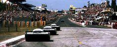 Porsche 956 trifecta, winning @ Le Mans, 1982