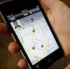 cell phone tracker free map