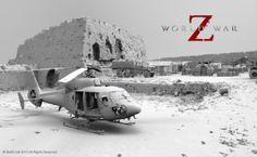 World War Z on Behance