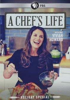 A Chef's Life Holiday Special gives you a look into Chef Vivian Howard's holiday table. She creates a delicious Southern holiday feast on this DVD. ad