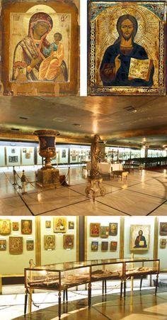 Museo de los iconos. #Madrid #arte #museos #ocio
