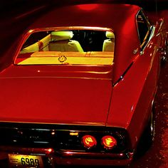 Nice 1968 Dodge Charger R/T