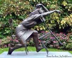 Sculpture by Bruno Luchesi    ...    https://www.facebook.com/SculpLovers/photos/a.392445354101115.99185.374345299244454/954800911198887/?type=1