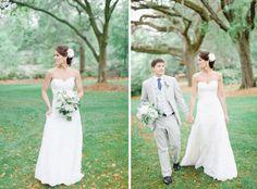 Romantic Southern Vintage Wedding  Jacobus Photography