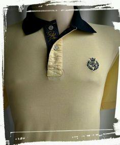 Veja nosso novo produto Polo masculina! Se gostar, pode nos ajudar pinando-o em algum de seus painéis :)