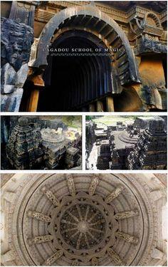 wizarding schools around the world //  Uagadou School of Magic.  Uagadou was the…