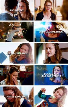 Kara Danvers #Supergirl #Season1