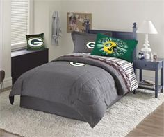 Green Bay Packer Rooms on Pinterest   Green Bay Packers ...
