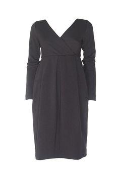 'S Max Mara Abito AGENTE colore Blu - 'S Max Mara Dress AGENTE colour blue #fashion #smaxmara #dress s#abito #style