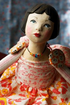 I Want This Doll...Have Even Tried 2 Figure Out How to Make Myself...joybucket