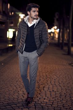 Love this look for men: sharp, clean, and classic #menswear
