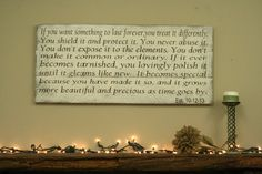 If You Want Something To Last Forever Pallet Sign Anniversary Gift Wedding Gift Personalized Sign Custom Sign Shabby Chic Sign Handpainted