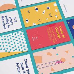 @niceandserious x MOO Design Graphique, Art Graphique, Corporate Design, Flyer Design, Corporate Style, Identity Design, Logo Design, Brand Identity, Business Card Design Inspiration