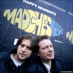 Shaun Ryder & Tony Wilson