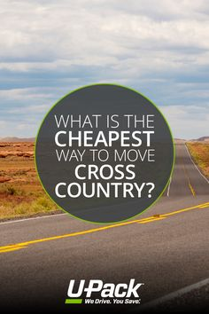 Want to move across country cheap? Learn how space-based pricing, efficient transportation and cost-saving options make U-Pack the cheapest way to move cross country. Moving Across Country, Moving Costs, Cost Saving, Home Buying, Reading, Reading Books, Custom Homes