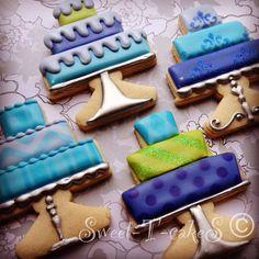 cakes + cake boards