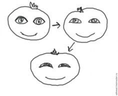 мастер-класс, мимика, как сделать улыбку, рисуем брови, лепка из пластикимастер-класс, мимика, как сделать улыбку, рисуем брови, лепка из пластики