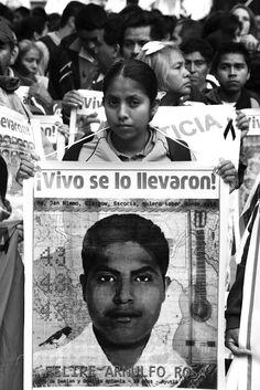 Resultado de imagen para AYOTZINAPA: LA INCANSABLE LUCHA POR LA VERDAD, LA JUSTICIA Y LA VIDA