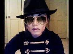 A simple and realistic makeup tutorial for Michael Jackson by Promise Phan.