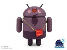 #Android Pandroid