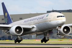 Boeing 777-268/ER - Saudi Arabian Airlines | Aviation Photo #2130719 | Airliners.net