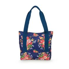 All For Color Cottage Rose Carry All Tote
