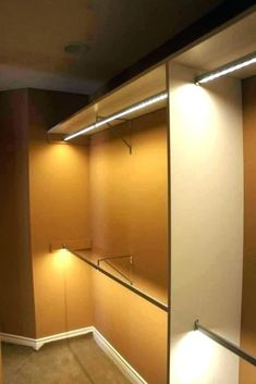 Closet Lighting Walk In Ideas Wardrobe Lights C Best For Small Wireless Home