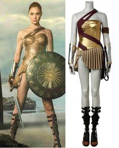 The Wonder Woman Cosplay Costumes in Xcoos online shop are tailor made, so they are slim-fitting. When you complete the costume with utility belt and gauntlets, you will add to its authenticity. Superman Cosplay, Catwoman Cosplay, Wonder Woman Outfit, Wonder Woman Cosplay, Game Costumes, Super Hero Costumes, Cosplay Outfits, Cosplay Costumes, Gladiator Costumes